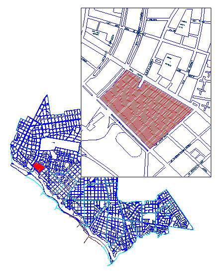 Habilitación Urbana del Cuartel San Martín (4/6)
