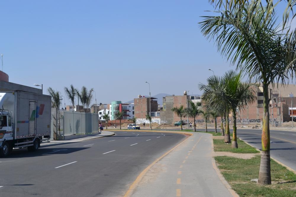 Vivienda Multifamiliar en Chorrillos (2/6)