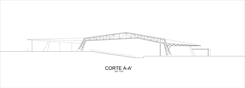Diseño de Estructura para un Auditorio (4/6)
