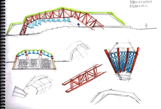 Diseño de Estructura para un Auditorio