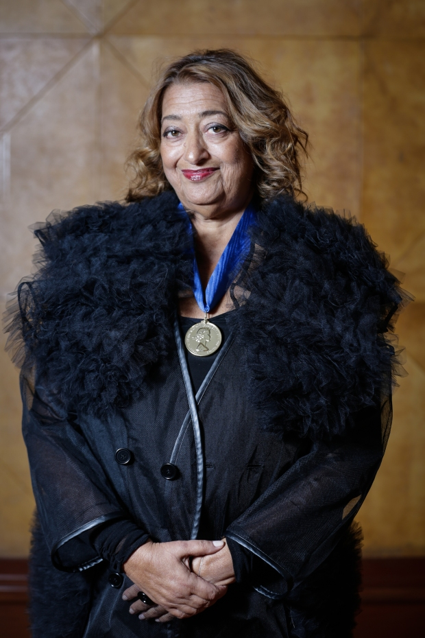 Zaha_Hadid_wearing_the_Royal_Gold_Medal_-_copyright_Sophie_Mutevelian_S8A5101_(2)