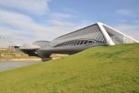 Figura 04: Zaragoza Bridge Pavilion (España).
